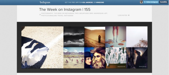 Instagram UGC Blog